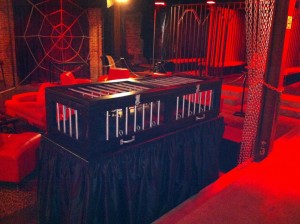 Coffin Cage