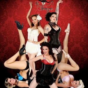 LeTeaze Burlesque